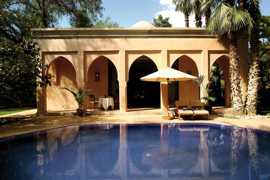 Sultan's Villa