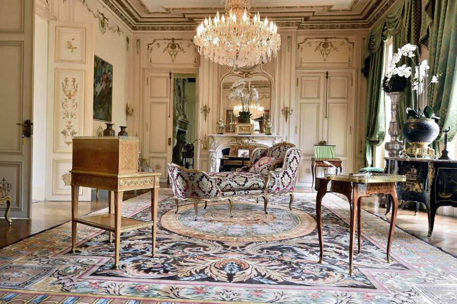 Galerie Fouquet, chateau des Roches