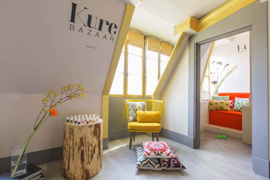 2 - Suite 601 - Nail Suite by Kure Bazaar - Park Hyatt Paris Vendome