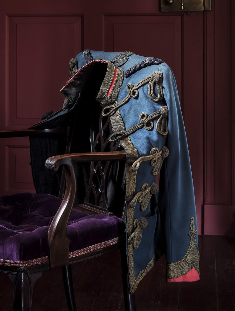 P23A4260 © Bruno Ehrs - Une histoire de l'élégance masculine - Flammarion