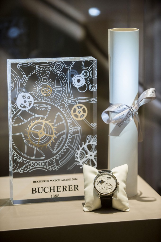 Bucherer Watch Award 2014_photo 2
