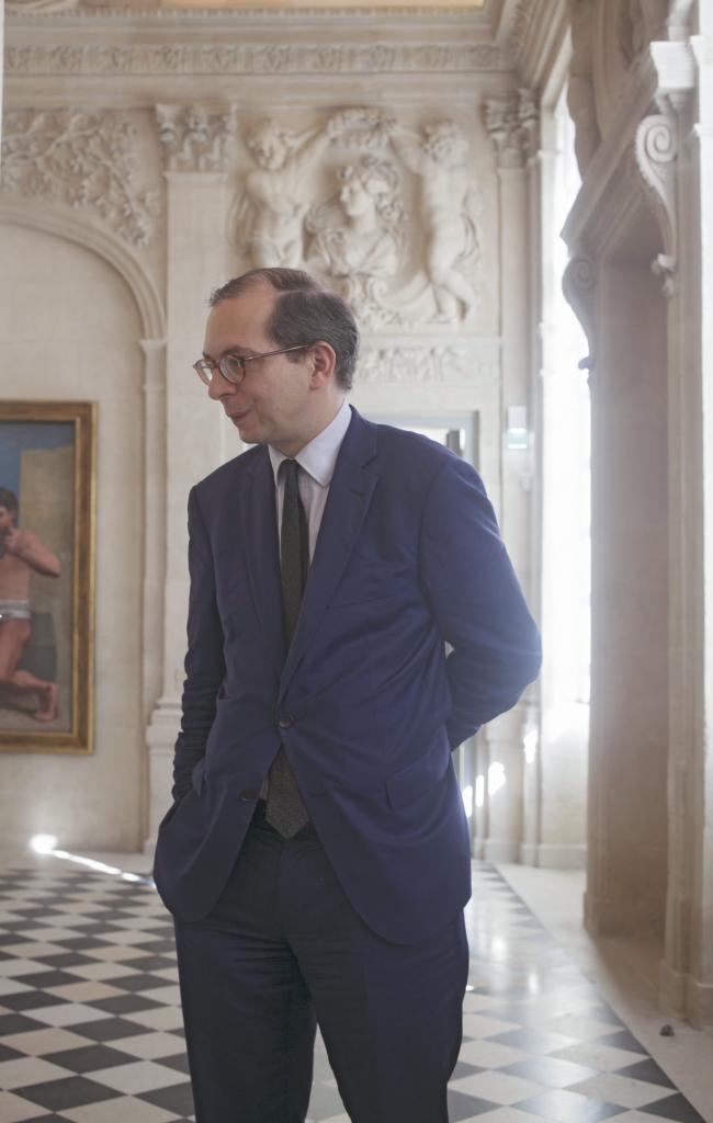 Laurent Le Bon, Président du Musée Picasso © DR