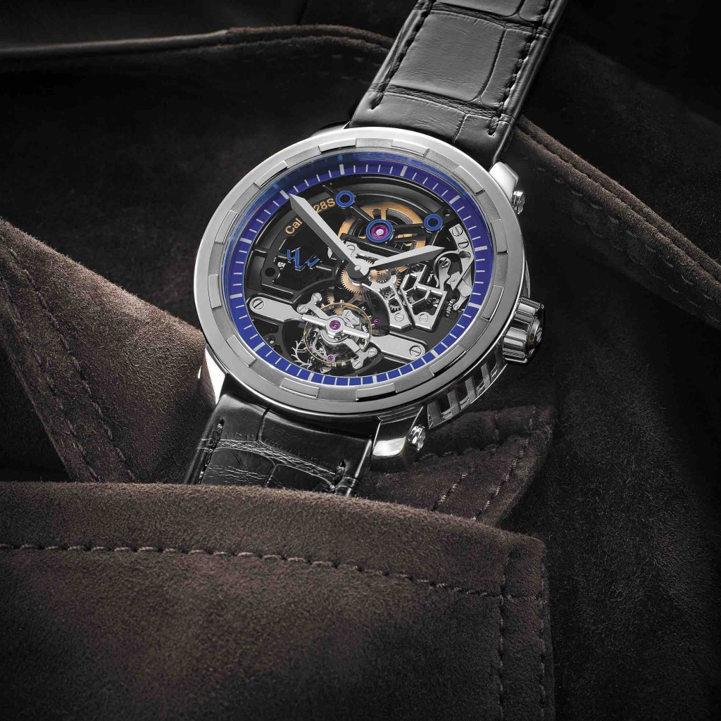 Dewitt Tourbillon Twenty-8-eight Blue