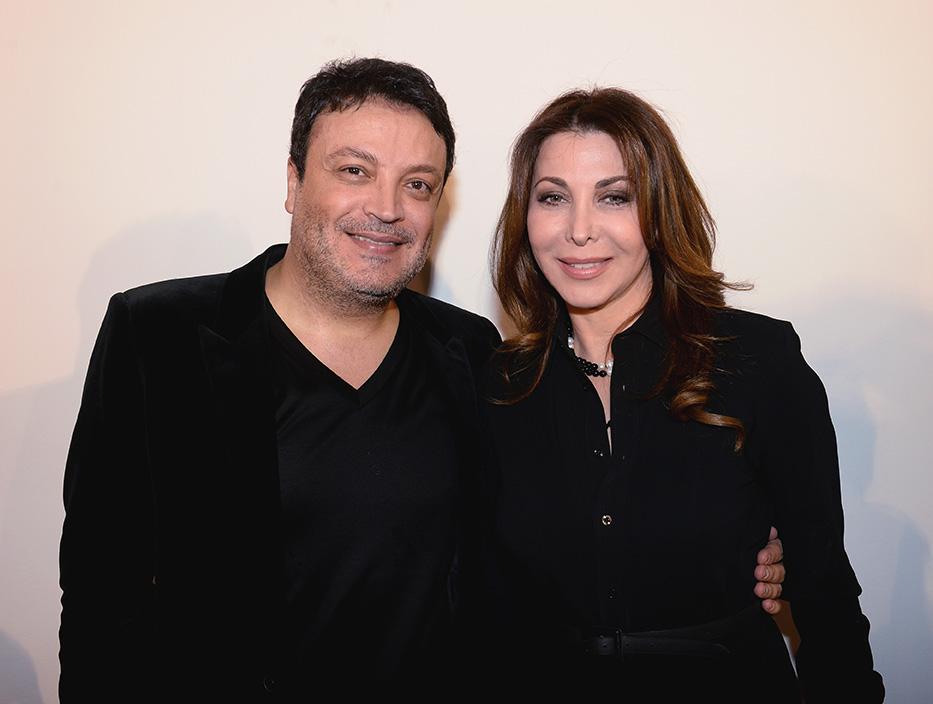 Zuhair Murad et Eva H. Benhamou