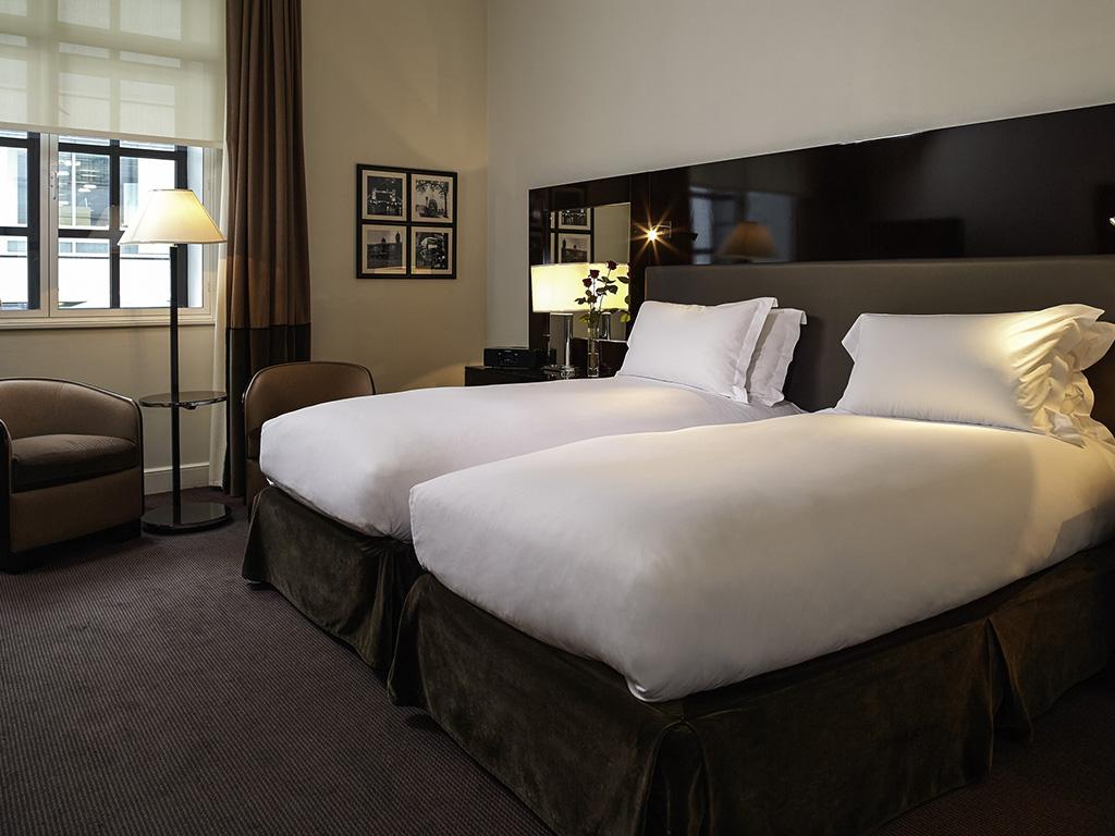 Sofitel St James Bedrooms & Suites