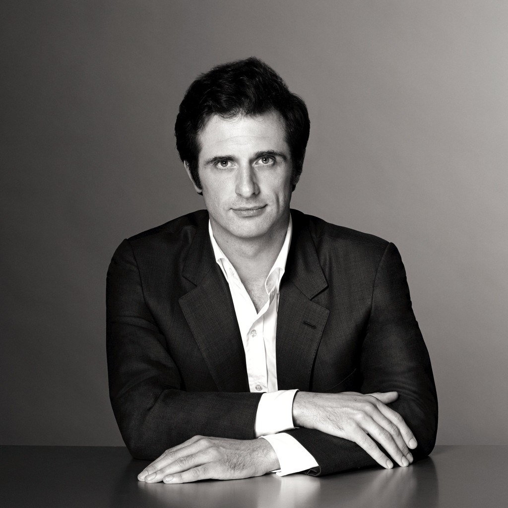 Olivier Polge (Photo Chanel)