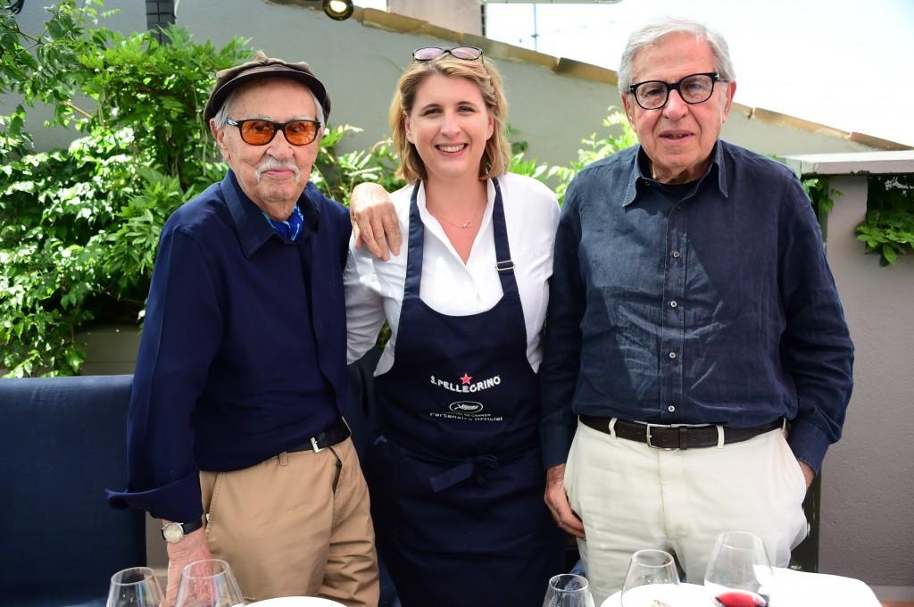 Taviani&ChefStephanieLeQuellecLaCucinaSPellegrino1