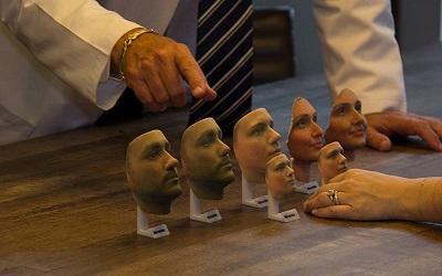 statuette-3D