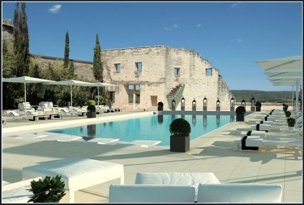 Vieux Castillon - Piscine 3