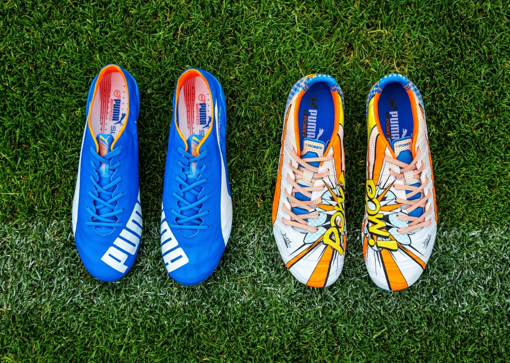 PUMA Football_evoPOWER and evoSPEED_Q4_PR_2