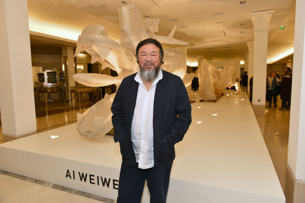 Ai Weiwei- copyright Say Who