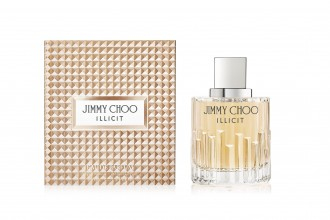 JIMMY CHOO ILLICIT_100ml_BOTTLE + PACKAGING_FRONT VIEW