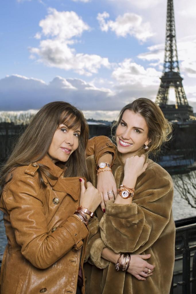 Alexandra et Marie Olga
