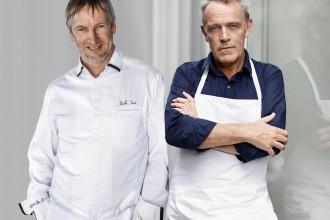 Paolo Sari et Alain Passard - moyenne definition