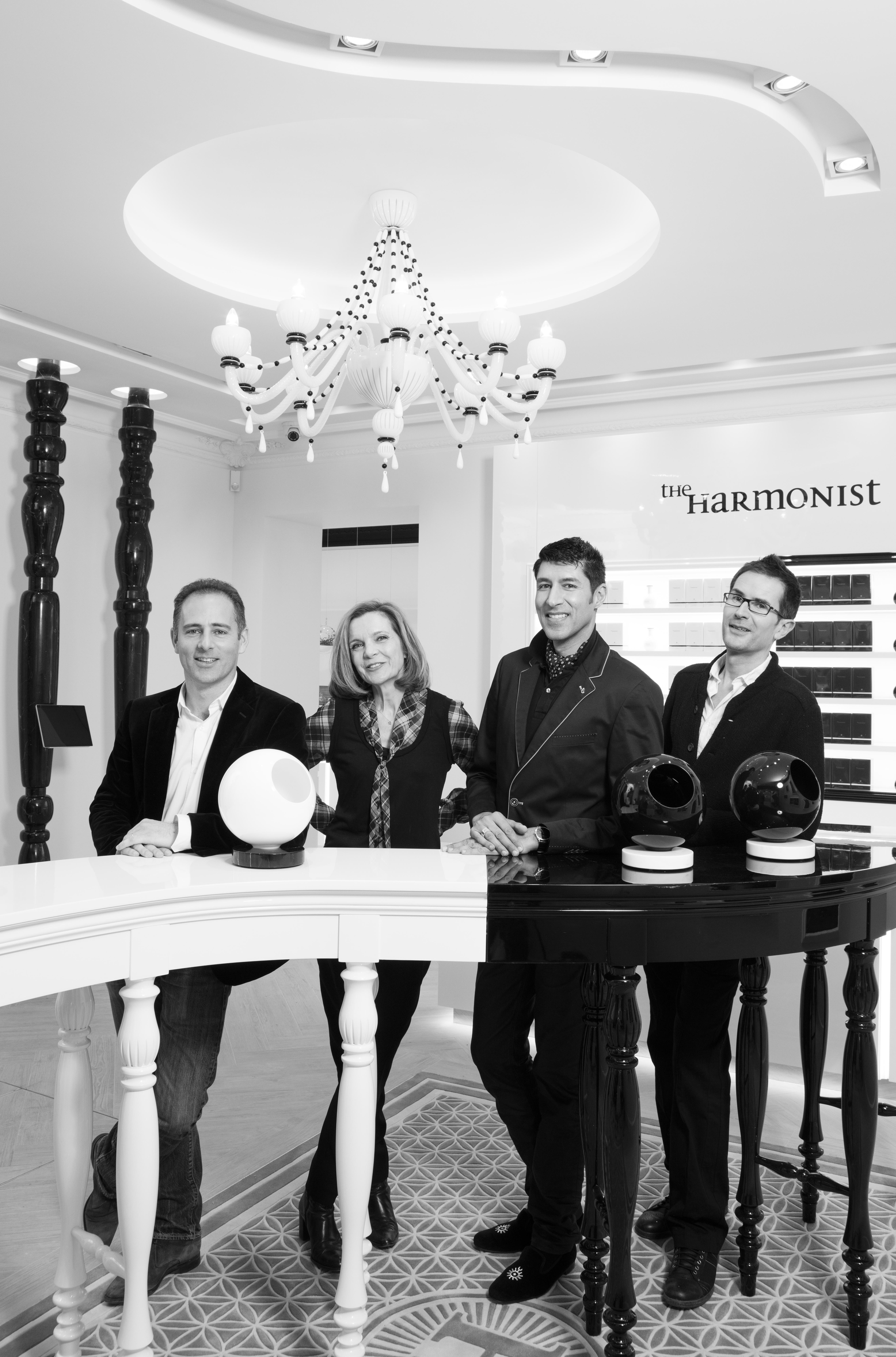 The harmonist nouvelle maison parisienne de parfums de luxe firstluxe - Maison parisienne ...