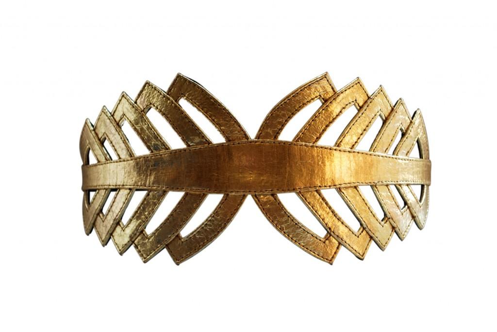 Jlynch : ceinture, 180 euros.