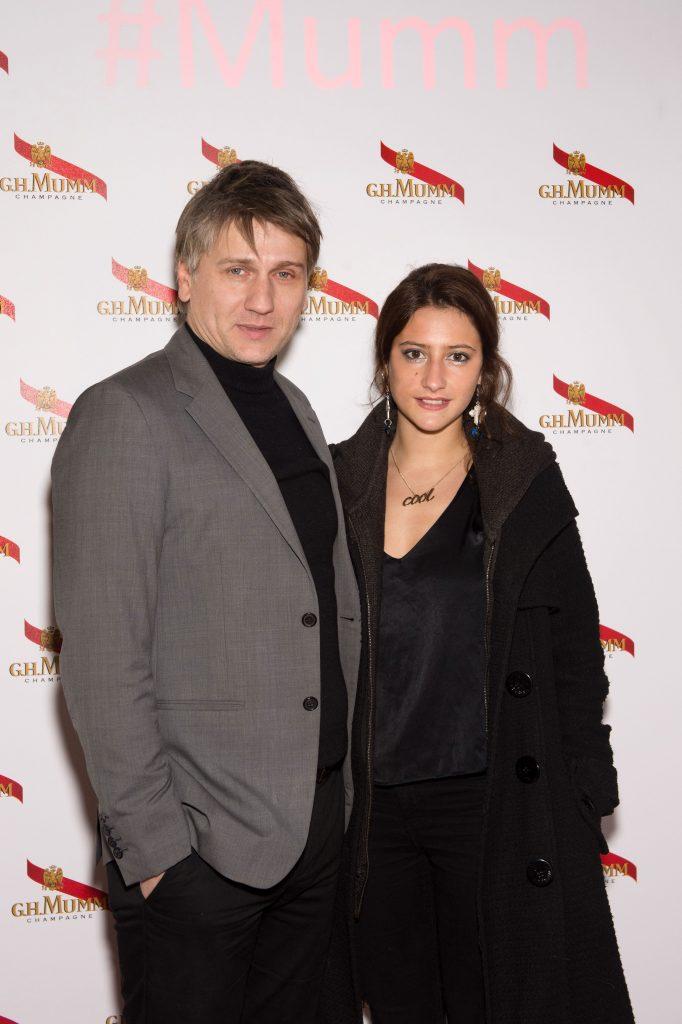 Stansislas Merhar et Lola Creton