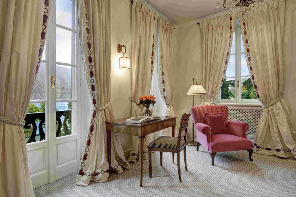 Villa Garrovo, Suite Présidentielle