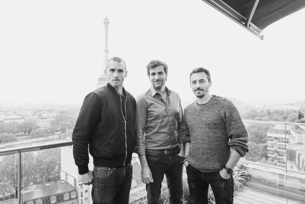 Gianni Giardinelli, Gregory Fitoussi et Xavier Laurent