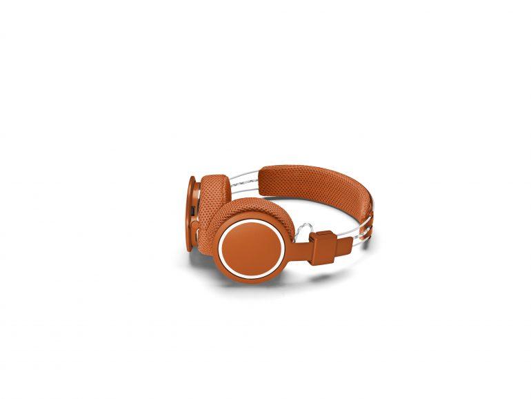 RG16 - Casque audio Bluetooth Roland-Garros par Urbanears - Coloris Terre battue - 120e