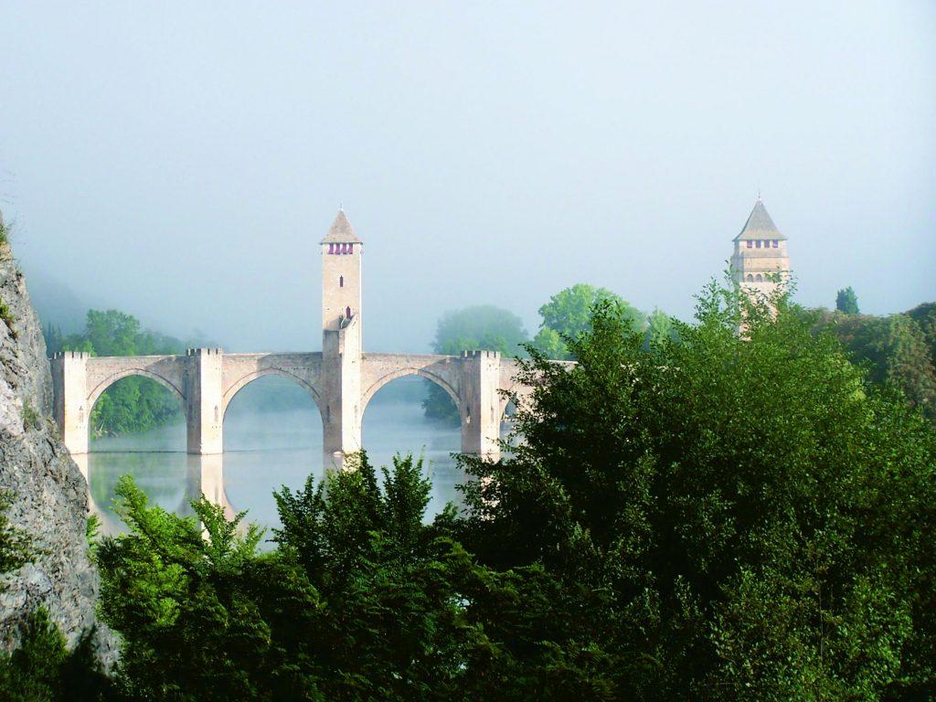 Pont Valentré à Cahors  (UICV)