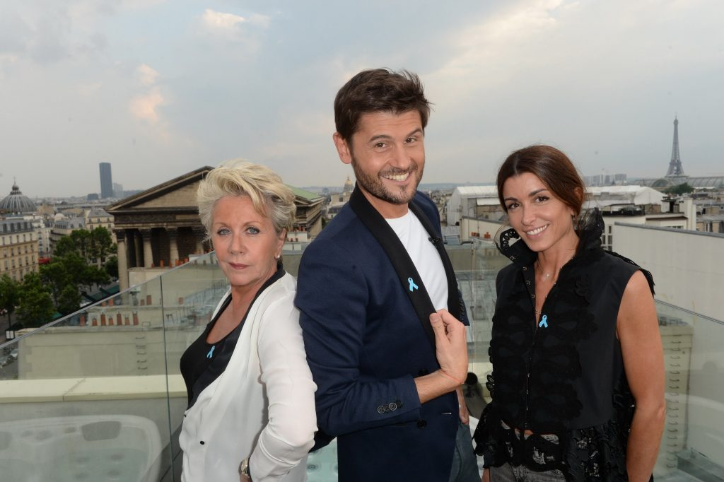 Francoise Laborde, Jenifer et Christophe Beaugrand