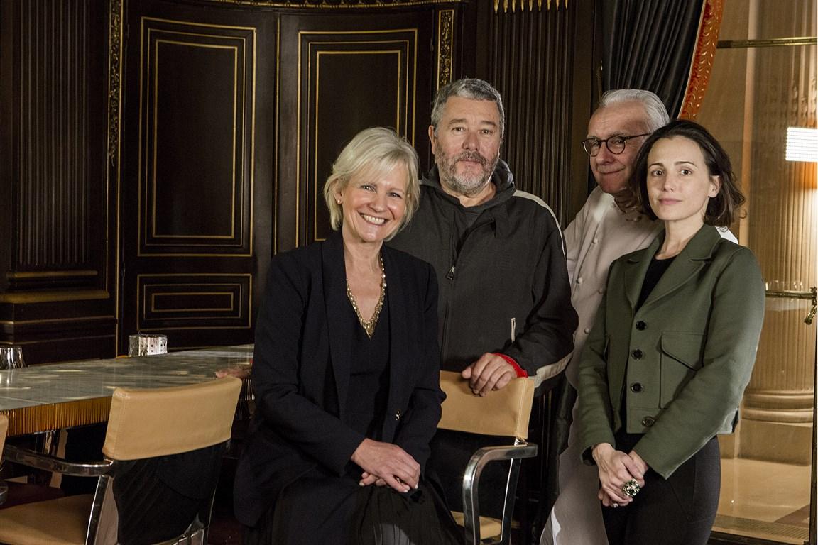 bester Großhändler ungeschlagen x stabile Qualität Philippe Starck et Alain Ducasse : Deux visionnaires au ...