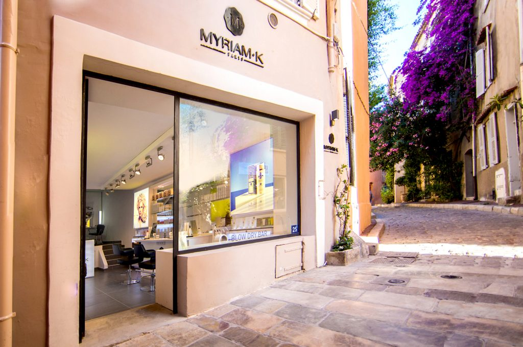 BOUTIQUE EPHEMERE MYRIAM K PARIS ST TROPEZ