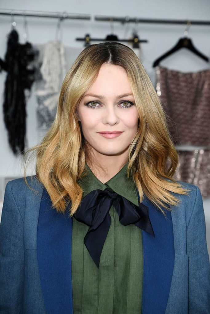 Vanessa Paradis : beauty look signé Chanel