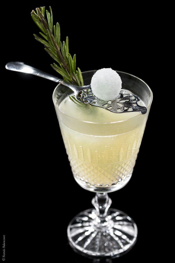 Cocktail La Main Verte