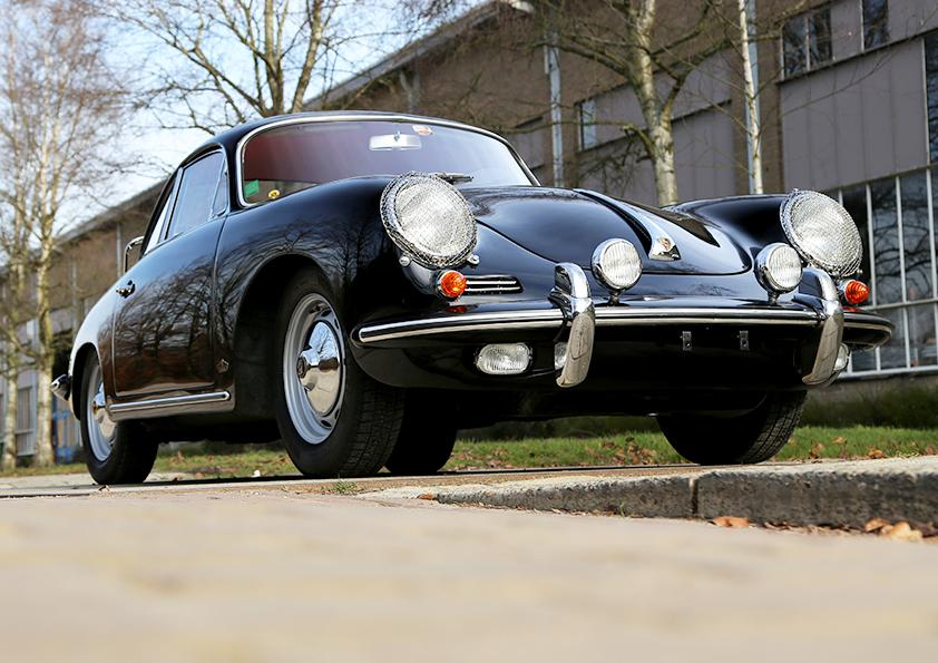 Porsche - 356 BT6 - 1963