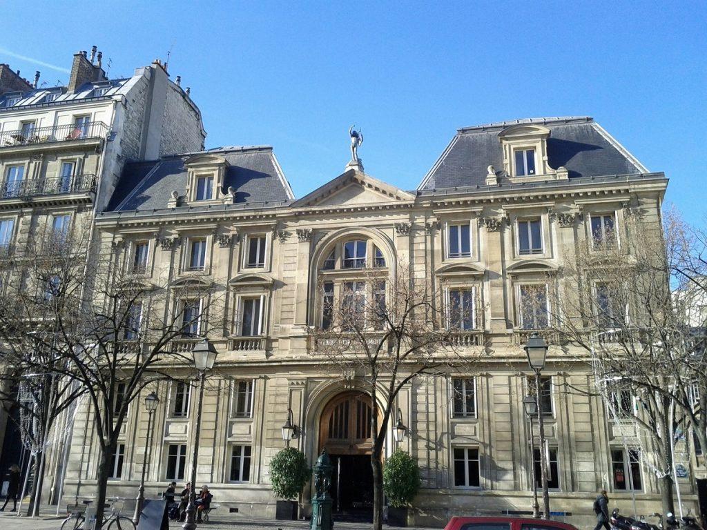 Ouahnoun Presse - Mes Créateurs Joailliers - Facade Hôtel de l'Industrie...