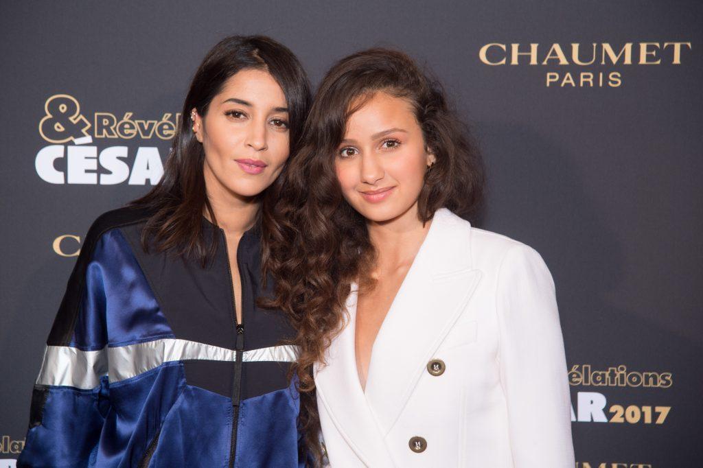 Leila Bekhti et Oulaya Amamra  - Soiree des Revelations dans les Salons Chaumet
