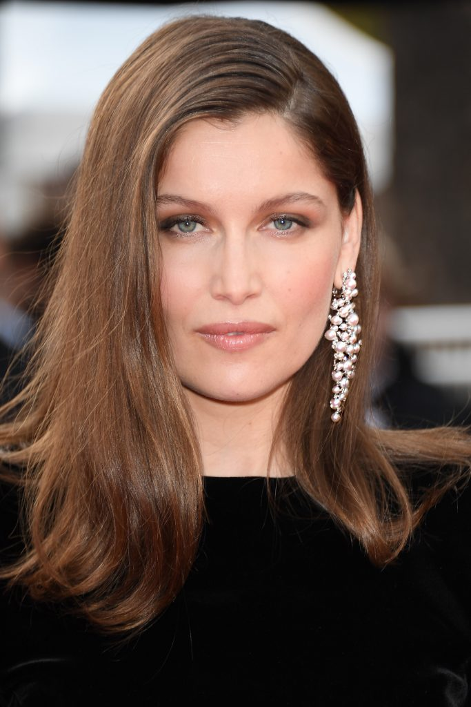 "CANNES, FRANCE - MAY 21:  Actress Laetitia Casta attends ""The Meyerowitz Stories"" premiere during the 70th annual Cannes Film Festival at Palais des Festivals on May 21, 2017 in Cannes, France.  (Photo by Venturelli/WireImage)"