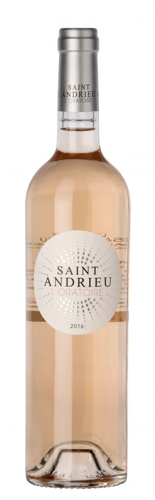 Domaine Saint Andrieu, l'Oratoire Saint Andrieu. 40 % grenache, 25 % cinsault, 25 % syrah, 10 % rolle. 10 euros départ cave. www.domaine-saint-andrieu.fr