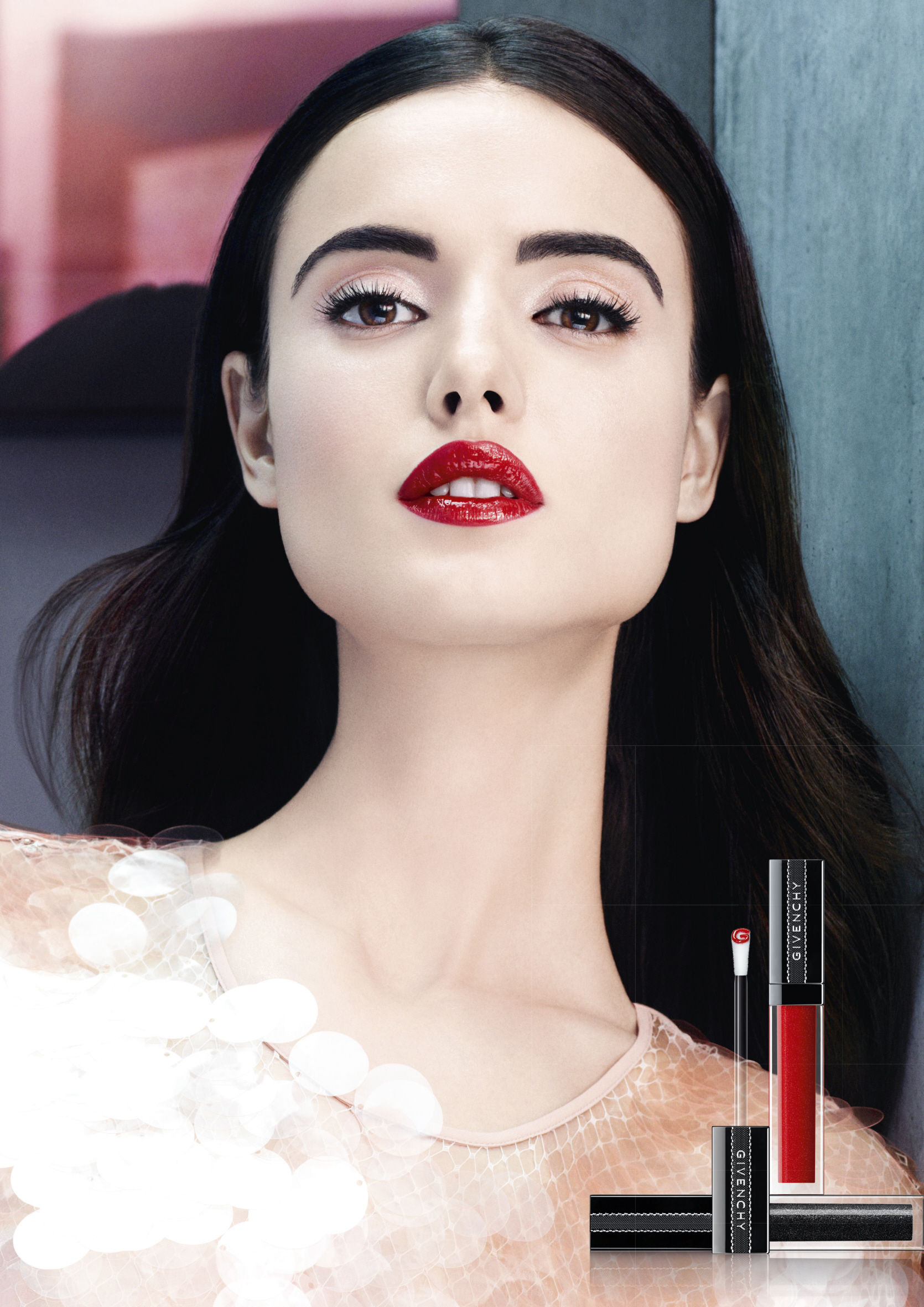 Givenchy Couture Outlines Make Up Printemps 2018 Firstluxe