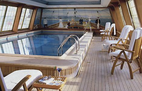 Hotel Bristol - Le piscine