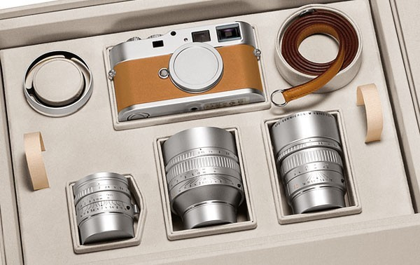 Leica M9 edition Hermès
