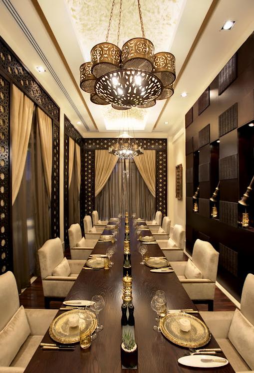 Restaurant Hôtel Banyan Tree Al Wadi