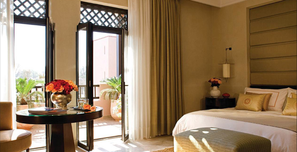 Chambre Deluxe Four Seasons Marrakech