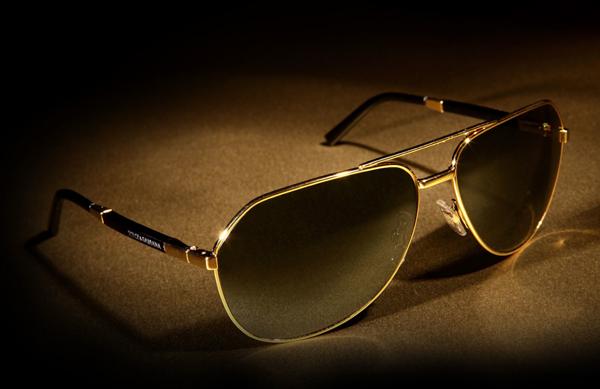 Dolce&Gabbana Gold Edition Hommes