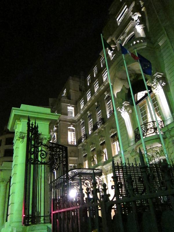 Hôtel Shangri La Paris