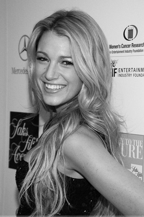 L'actrice Blake Lively