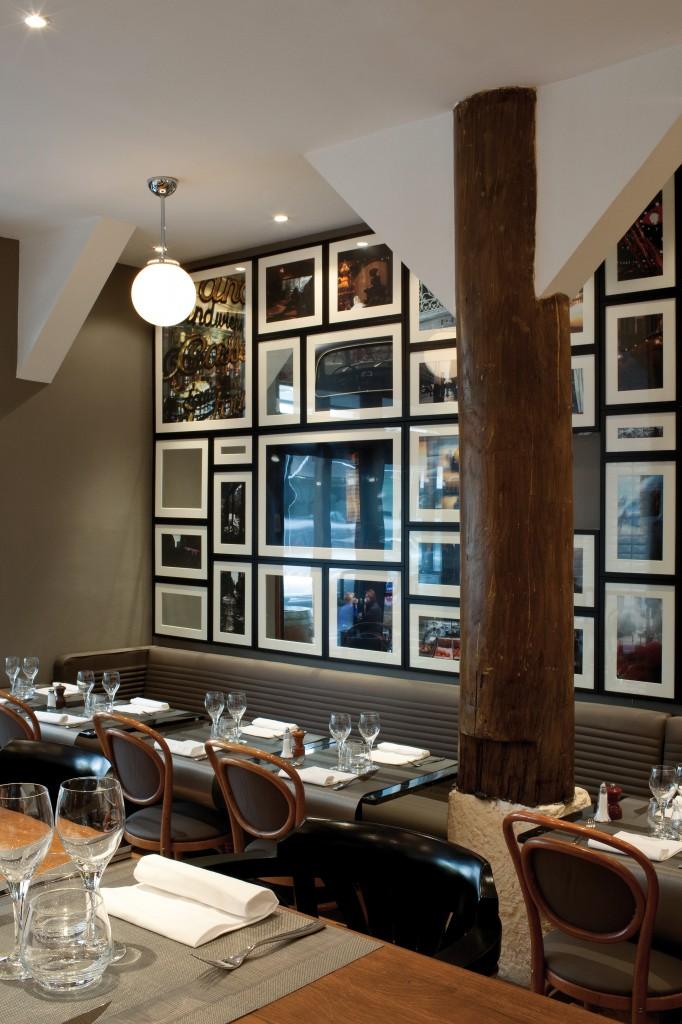 Restaurant Touch'In Paris