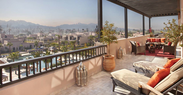 Suite Presidentielle Four Seasons Marrakech