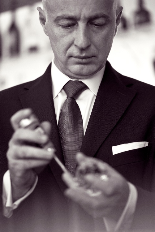 Thierry Hernandez, Directeur des Bars du Plaza Athénée