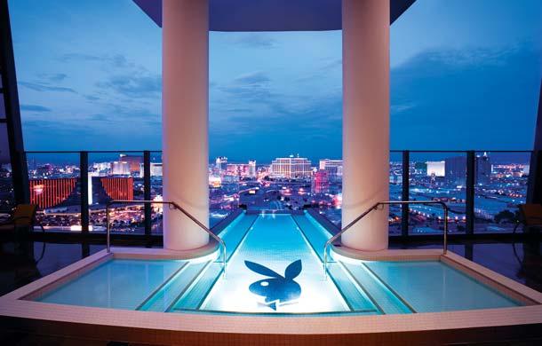 Hugh Hefner Sky Villa - Palms Casino Resort, las Vegas