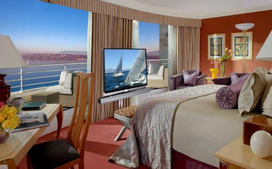 Royal Penthouse Suite - President Wilson Hotel, Genève