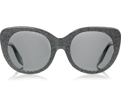 VICTORIA BECKHAM Modern cat-eye frame acetate sunglasses