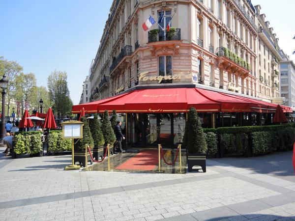 Restaurant Fouquet's Paris